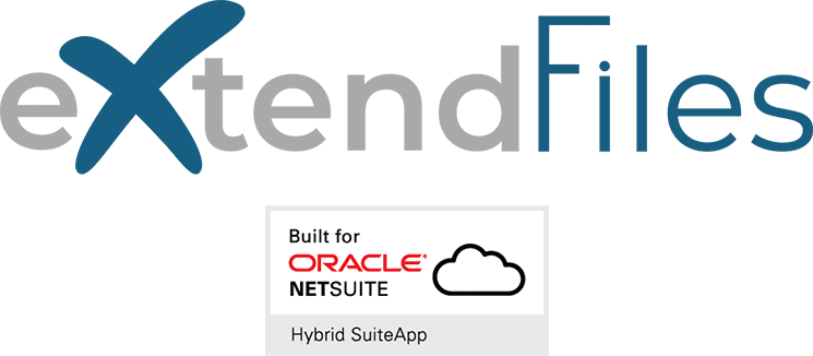 eXtendFiles: Built for NetSuite Cloud Storage Integration
